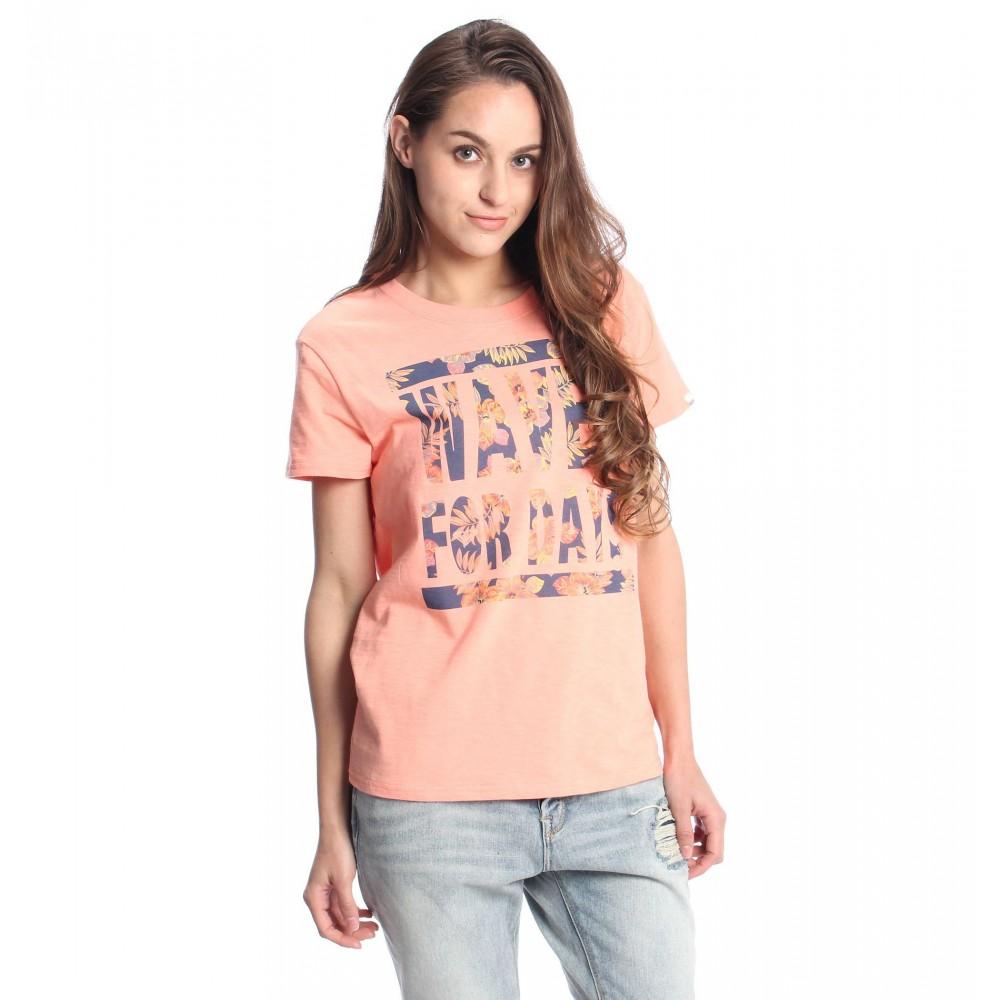 ウィメンズ Tシャツ ROXY WAVES FOR DAYS