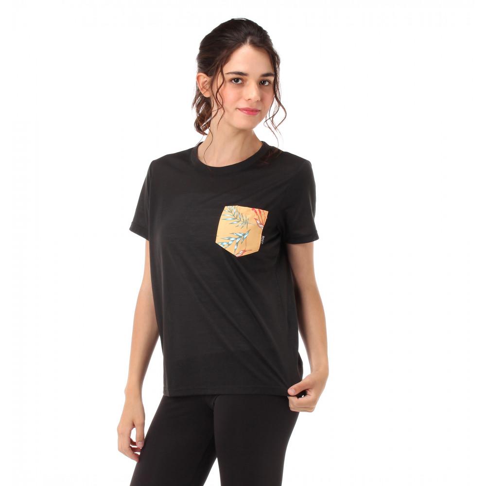 UVカット ポケット付きラッシュTシャツ