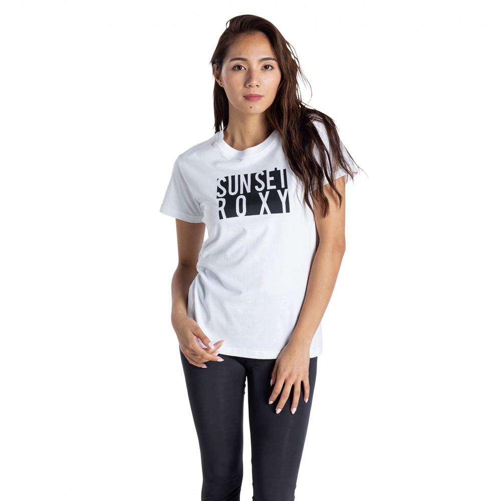 Tシャツ SUNSET ROXY