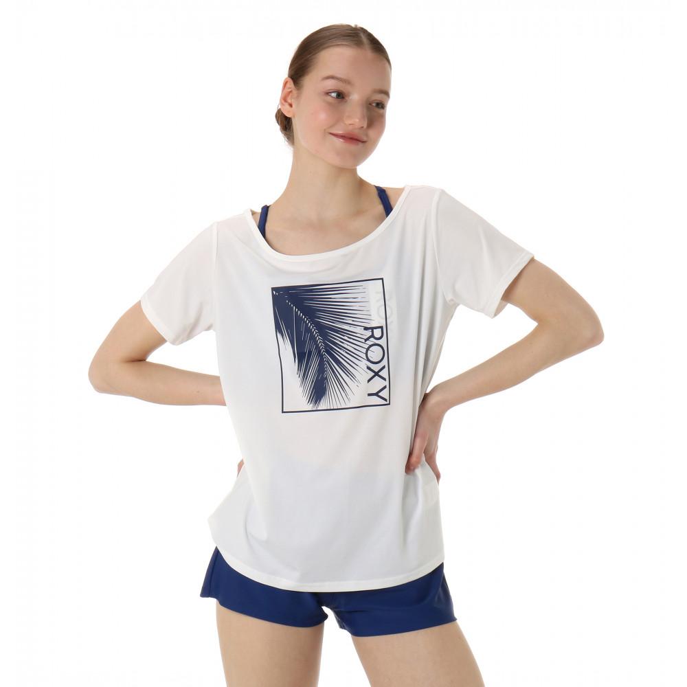 ラッシュTシャツ付き 3点セット LEAF ROXY