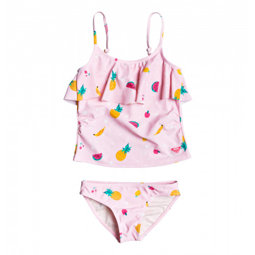LOVELY ALOHA TANKINI SET