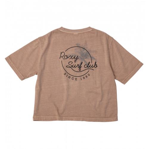 MINI ROXY SURF CLUB Tシャツ (130-150cm)