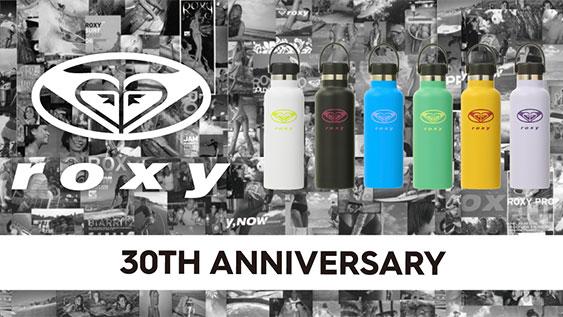 ROXY 30周年限定Hydro Flask発売